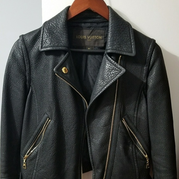 1aab68d9824 Leather Jacket
